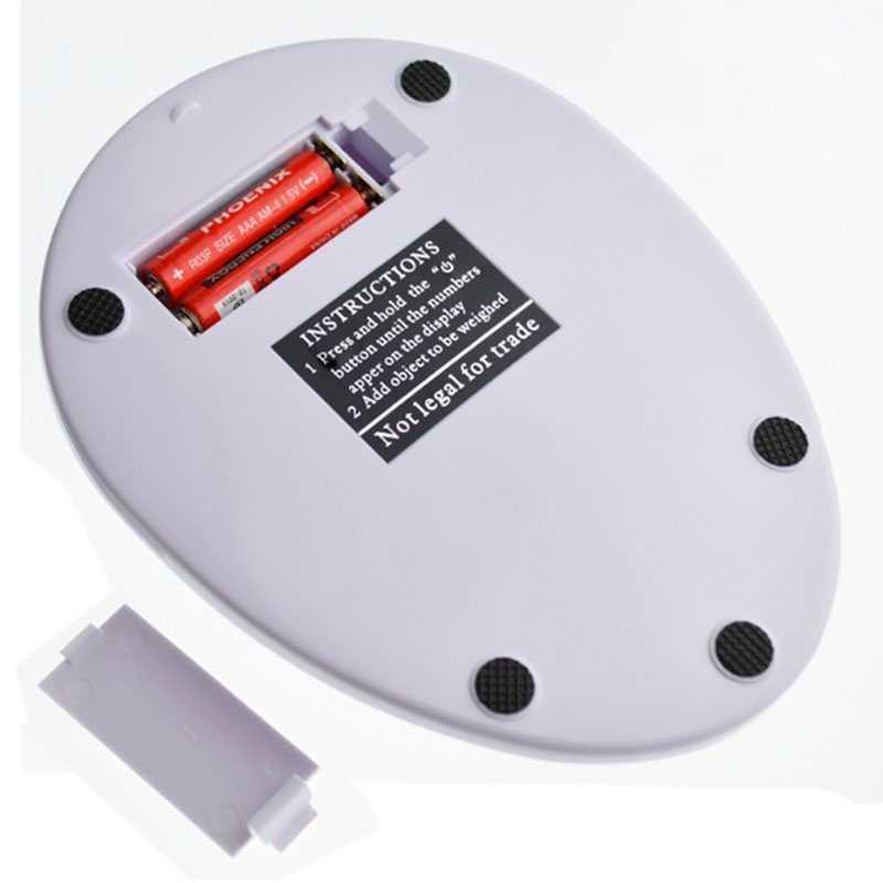 80302_3-i-0 Peso Electronico de Precision Balanza de Cocina Bascula Digital Pesa 1Gr / 5KG
